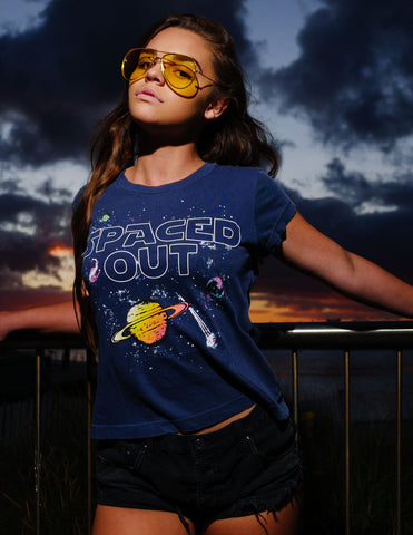 Spaced Out No9 Tee