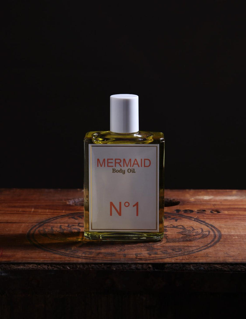 Mermaid Perfume - Mermaid Body Oil - Bungalow Seven