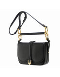 The Maia Bar Bag in Black by Sancia
