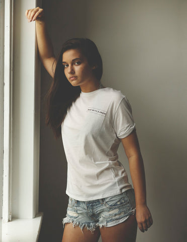 Tavik Babe With A Brain Tee - Bungalow Seven