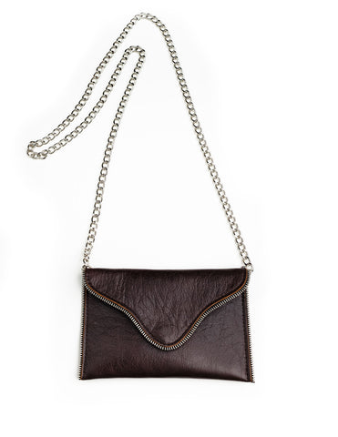 JJ Winters - Brooke Crossbody Brown - Bungalow Seven - 1