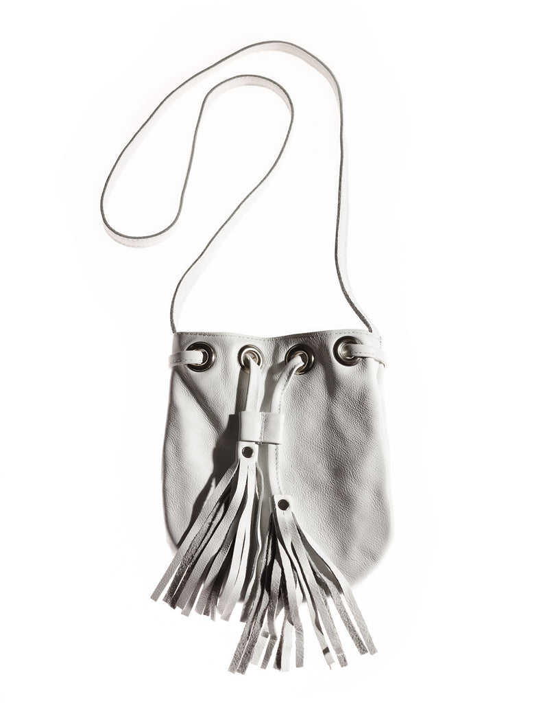 JJ Winters - Ellie Crossbody White - Bungalow Seven - 1