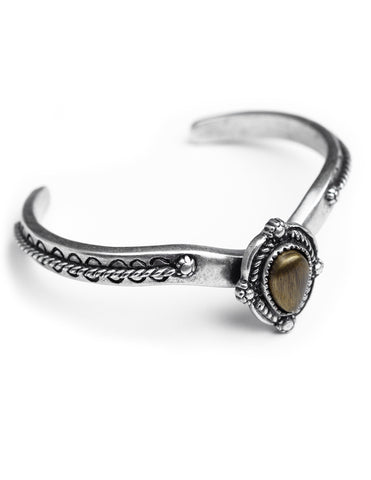 Vanessa Mooney Empire Cuff Silver - Bungalow Seven
