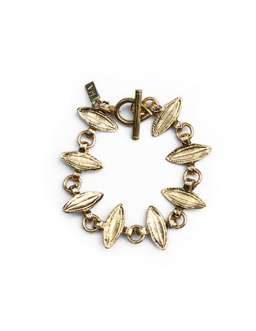 Vanessa Mooney Dreamer Gold Bracelet - Bungalow Seven