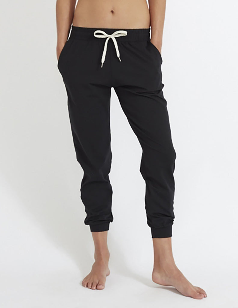Vuori - Performance Jogger Black - Bungalow Seven - 1