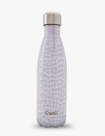 S'well - S'well Bottle 17 oz  Blanc Croc - Bungalow Seven
