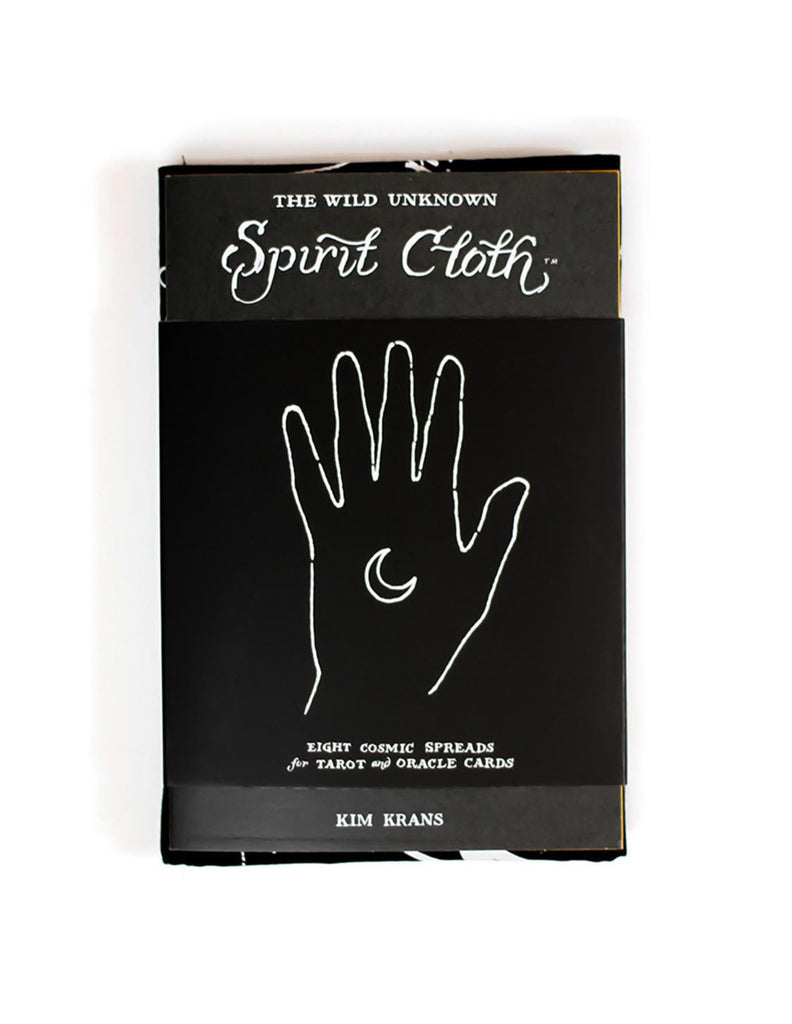 The Wild Unknown - Spirit Cloth Black - Bungalow Seven - 1
