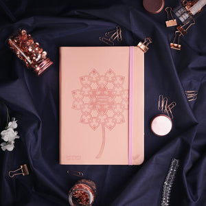 Rose Of Faith Gift Set: Planner, Pen & Premium Gift Box
