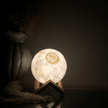 Load image into Gallery viewer, PRE ORDER Quran Moon lamp Speaker