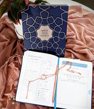 Load image into Gallery viewer, Night Of Power Gift Set: Planner, Pen & Premium Gift Box