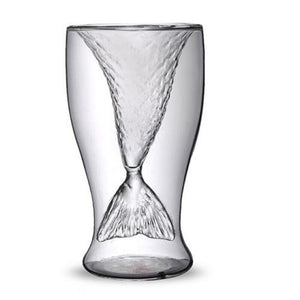 Uzfur™ Mermaid Drink Glass
