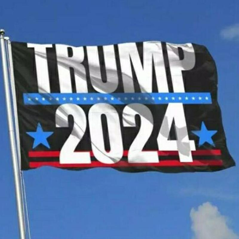 Trump 2024 - Limited Edition 3X5 Flag