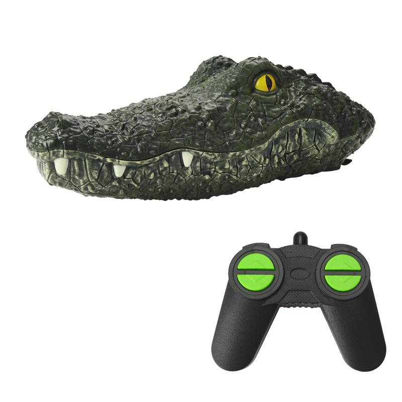 Alligator Head R/C Boat - Halloween Special