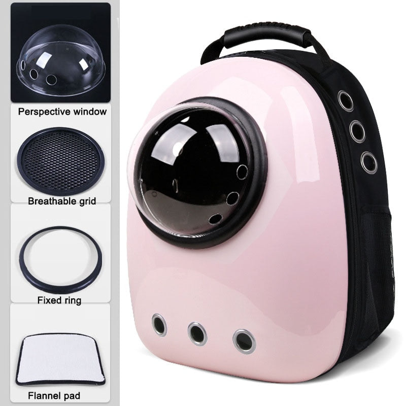 Uzfur™ Small Pet's Space Capsule Backpack