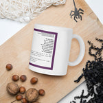Personalized Prescription Coffee Mug - 11 oz.