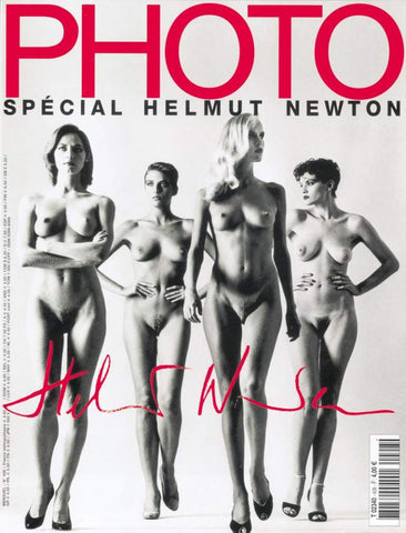 PHOTO MAGAZINE HELMUT NEWTON 2
