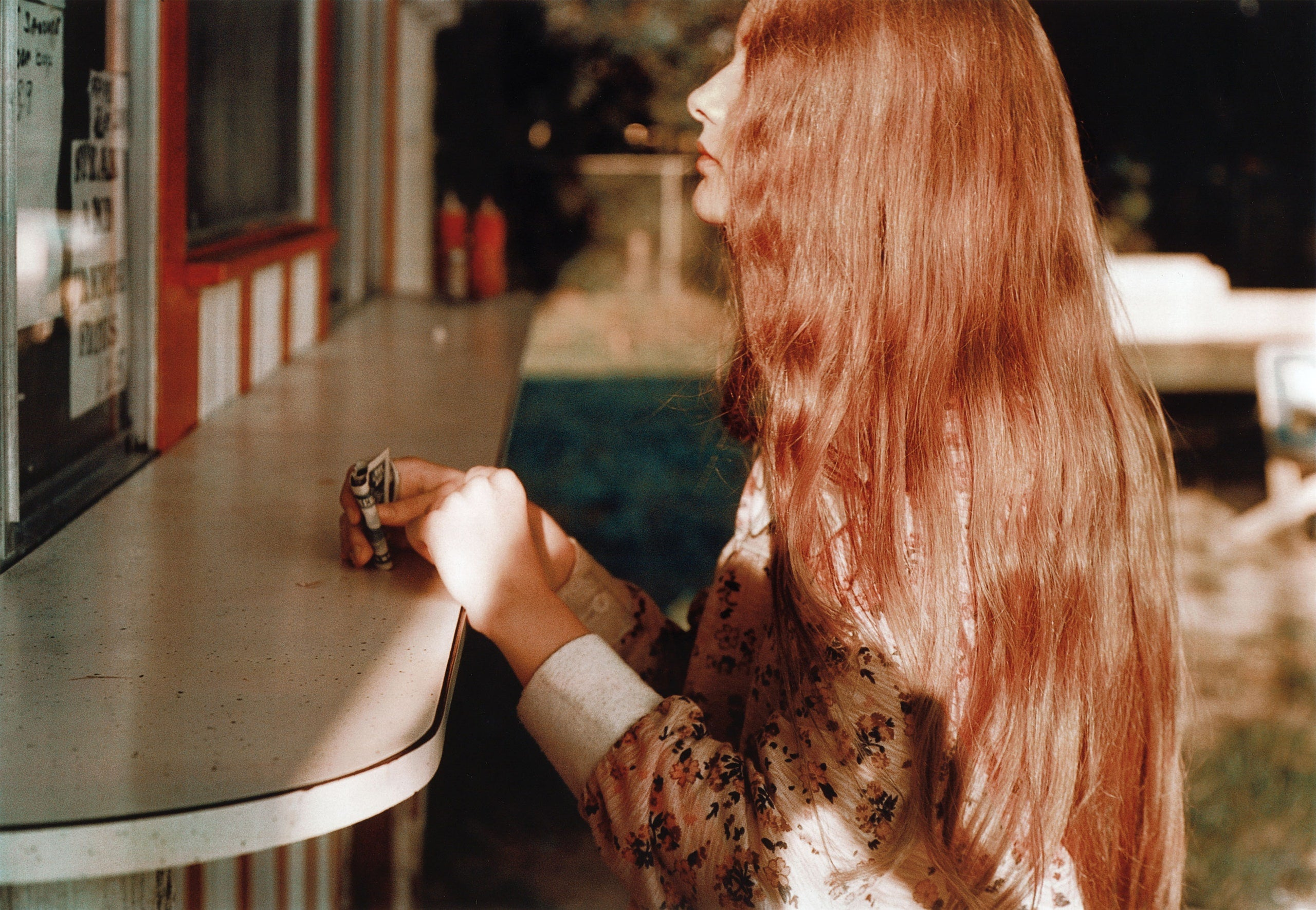 Red-hair-girl-from-biloxi-missisippi-william-eggleston