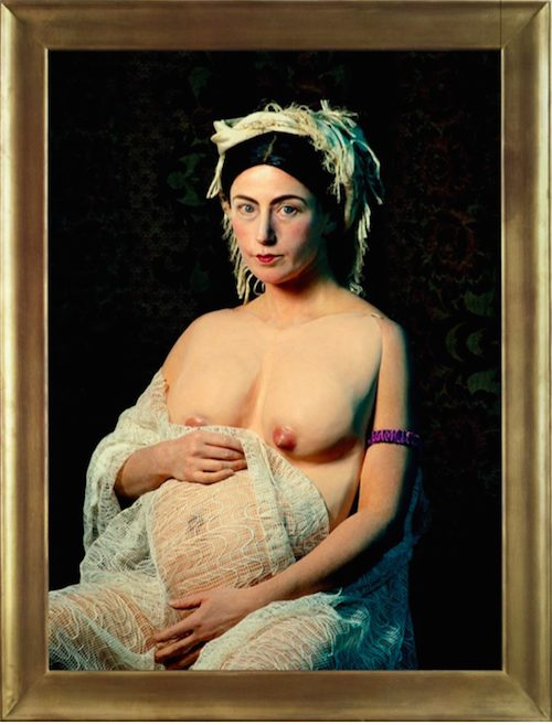 cindy sherman History Portraits_Old Masters_Untitled_