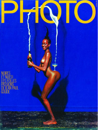 PHOTO MAGAZINE JEAN-PAULE GOUDE 1