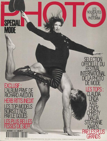 PHOTO MAGAZINE RICHARD AVEDON 2
