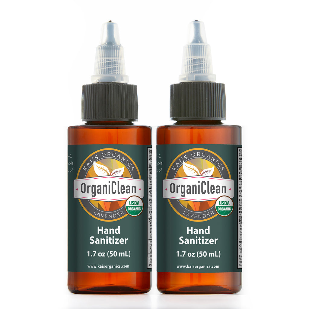 Organic Hand Sanitizer - New York Quick Ship