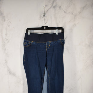 Primary Photo - BRAND: OLD NAVY STYLE: MATERNITY JEANS COLOR: DENIM SIZE: 4 SKU: 186-186167-30824