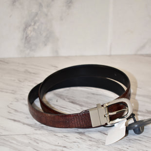 Primary Photo - BRAND:    CLOTHES MENTOR STYLE: BELT COLOR: BROWN SIZE: L SKU: 186-186167-28691