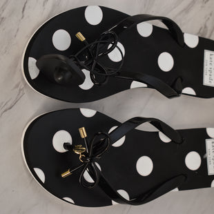 Primary Photo - BRAND: KATE SPADE STYLE: FLIP FLOPS COLOR: POLKADOT SIZE: 9 SKU: 186-186106-11777