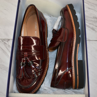 Primary Photo - BRAND: STUART WEITZMAN STYLE: SHOES FLATS COLOR: MAROON SIZE: 6 SKU: 186-186217-6271