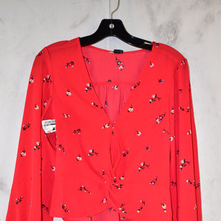 Primary Photo - BRAND: WILD FABLE STYLE: TOP LONG SLEEVE COLOR: RED SIZE: S SKU: 186-186213-6363