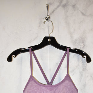 Primary Photo - BRAND:    CLOTHES MENTOR STYLE: ATHLETIC TANK TOP COLOR: PURPLE SIZE: M SKU: 186-186167-28251