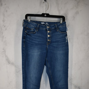 Primary Photo - BRAND: OLD NAVY STYLE: JEANS COLOR: DENIM SIZE: 10 SKU: 186-186106-12110