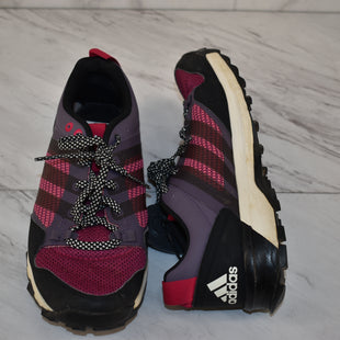 Primary Photo - BRAND: ADIDAS STYLE: SHOES ATHLETIC COLOR: MAGENTA SIZE: 7 SKU: 186-186217-7232