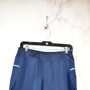 Primary Photo - BRAND: ATHLETIC WORKS STYLE: ATHLETIC SHORTS COLOR: NAVY SIZE: M SKU: 186-186106-9229