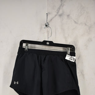 Primary Photo - BRAND: UNDER ARMOUR STYLE: ATHLETIC SHORTS COLOR: BLACK SIZE: S SKU: 186-186217-7627