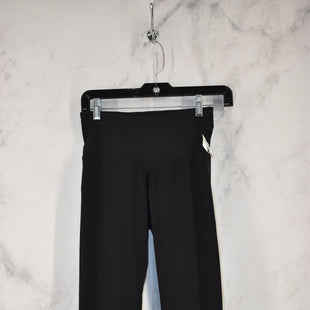 Primary Photo - BRAND: OLD NAVY STYLE: ATHLETIC CAPRIS COLOR: BLACK SIZE: S SKU: 186-186217-7162