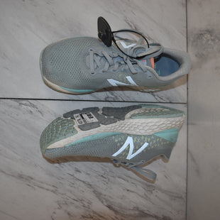 Primary Photo - BRAND: NEW BALANCE STYLE: SHOES ATHLETIC COLOR: GREY SIZE: 8 SKU: 186-186217-7547