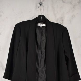 Primary Photo - BRAND: JONES STUDIO STYLE: BLAZER JACKET COLOR: BLACK SIZE: 14 SKU: 186-186106-12133