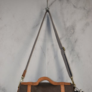 Primary Photo - BRAND: FOSSIL STYLE: HANDBAG LEATHER COLOR: BROWN SIZE: LARGE SKU: 186-186167-30128