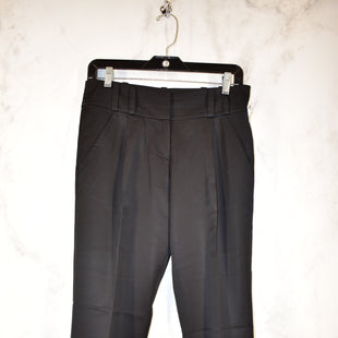 Primary Photo - BRAND: TORY BURCH STYLE: PANTS COLOR: BLACK SIZE: 2 SKU: 186-186217-1092