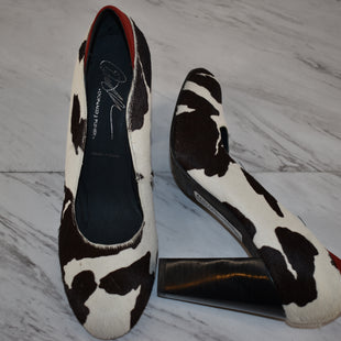 Primary Photo - BRAND: DONALD J PILNER STYLE: SHOES HIGH HEEL COLOR: ANIMAL PRINT SIZE: 10 SKU: 186-186167-30074