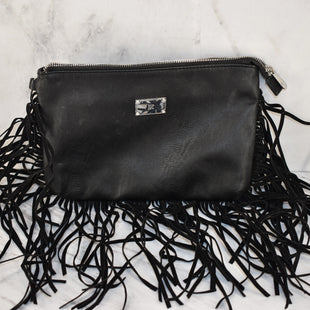 Primary Photo - BRAND: INC STYLE: CLUTCH COLOR: BLACK SKU: 186-186106-11500