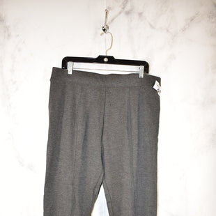 Primary Photo - BRAND: CATO STYLE: LEGGINGS COLOR: GREY SIZE: XL SKU: 186-186106-9380