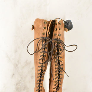 Primary Photo - BRAND: BED STU STYLE: BOOTS KNEE COLOR: BROWN SIZE: 7 SKU: 186-186167-27660