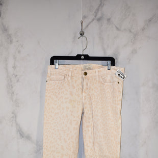 Primary Photo - BRAND: CURRENT ELLIOTT STYLE: PANTS COLOR: ANIMAL PRINT SIZE: 8 SKU: 186-186213-3595