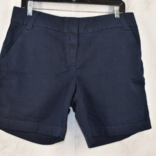 Primary Photo - BRAND: J CREW STYLE: SHORTS COLOR: NAVY SIZE: 10 SKU: 186-186106-11985