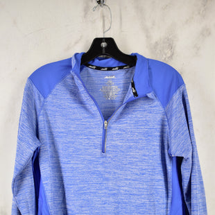 Primary Photo - BRAND: AVIA STYLE: ATHLETIC TOP COLOR: BLUE SIZE: L SKU: 186-186106-9752