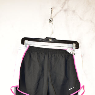 Primary Photo - BRAND: NIKE APPAREL STYLE: ATHLETIC SHORTS COLOR: BLACK SIZE: M SKU: 186-186217-5215