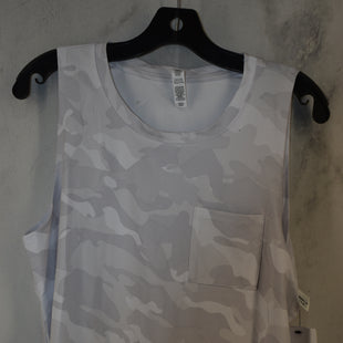 Primary Photo - BRAND: RBX STYLE: ATHLETIC TANK TOP COLOR: CAMOFLAUGE WHITESIZE: M SKU: 186-186106-12011