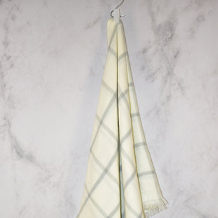 Primary Photo - BRAND:    CLOTHES MENTOR STYLE: SCARF COLOR: WHITE SKU: 186-186213-7949